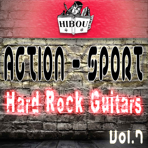 Hard Rock Guitars For Action And Sports